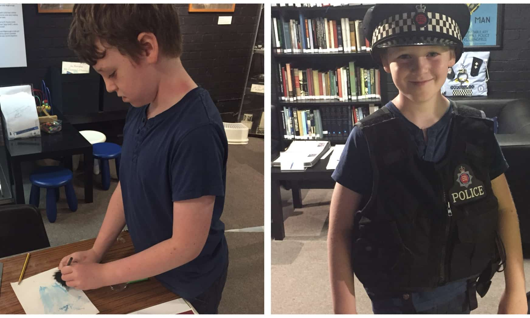 Visiting The Essex Police Museum
