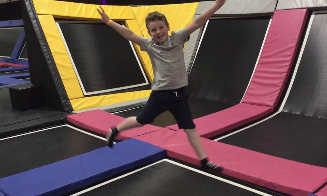 Jumping at jump street Chelmsford