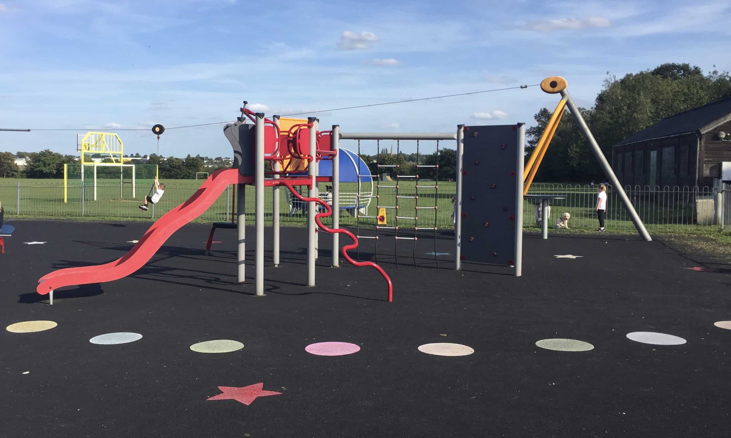The Paradise Road Play Area Writtle