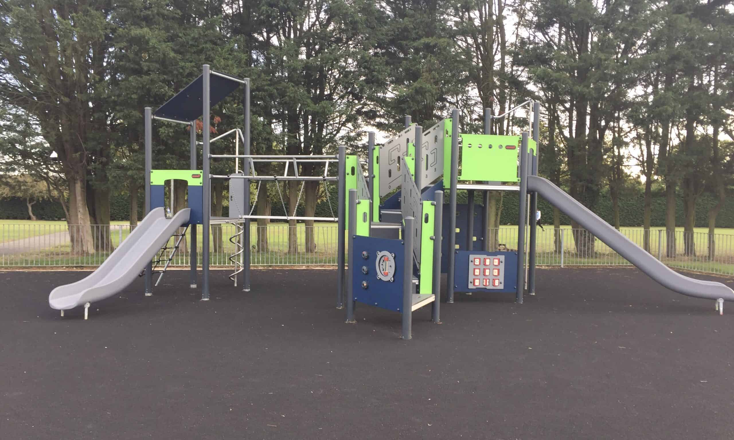 The Play Frame at Andrews Park Chelmsford