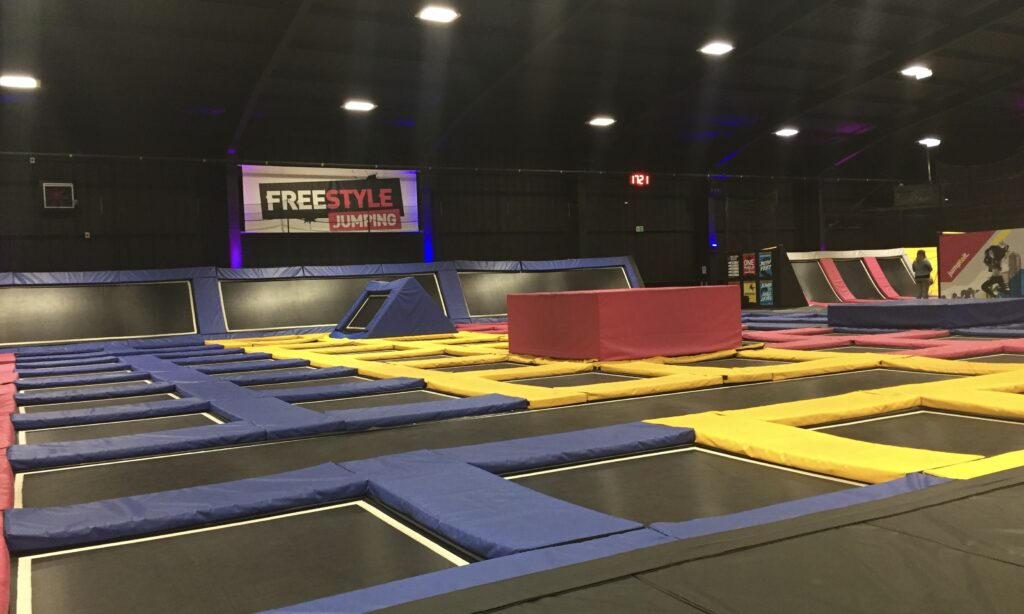 The Trampolines at Jump Street Chelmsford